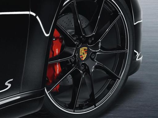Porsche Räderservice.